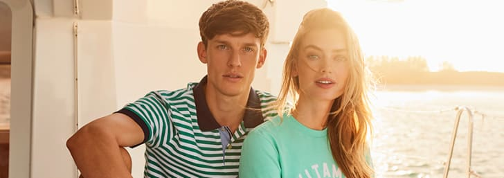Find Discounts of 20% on Orders at Crew Clothing