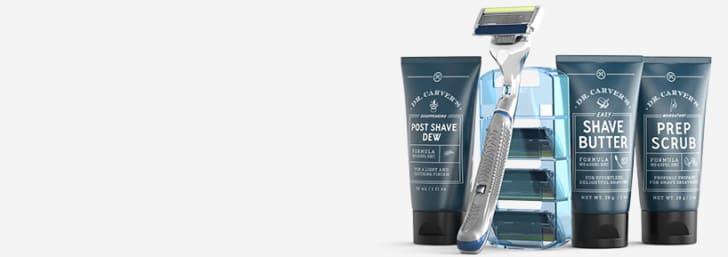 Get £5 (Worth £13) Trial at Dollar Shave Club