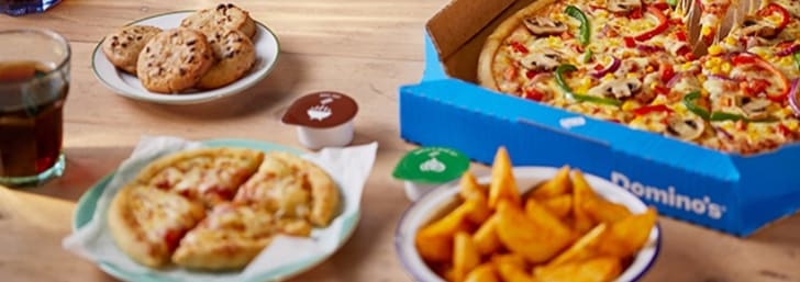 Spend €30 on Pizza and Get €10 Off at Domino's Pizza