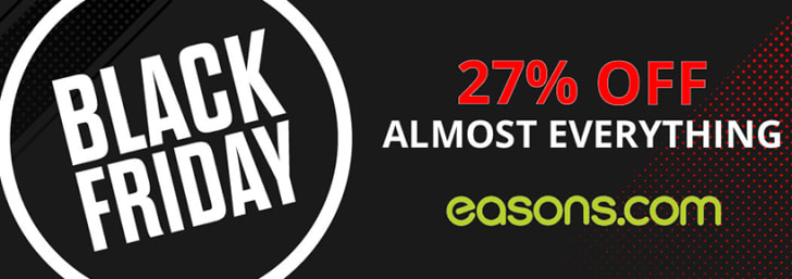 Black Friday Discount! Get 27% Off Purchases at Easons.com