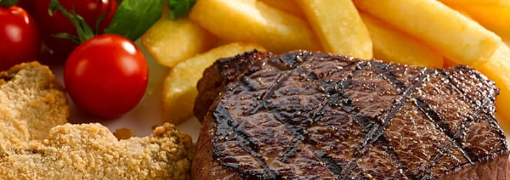 Find Mains from £6.99 at Selected Pub & Grill