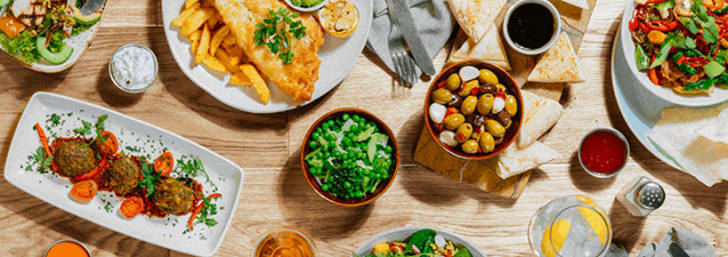 Sign-up Today and Enjoy £5 Off When You Spend Over £20 at Ember Inns