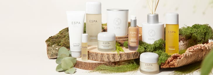 Enjoy 20% Off your First Order at ESPA