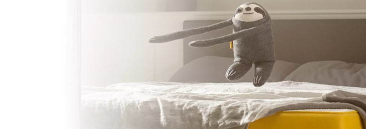 £50 Discount When You Spend Over £200 at eve sleep