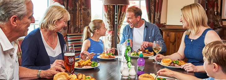 Black Friday Special: Buy a £40 eGift Voucher Online and Get £10 Extra Free at Farmhouse Inns