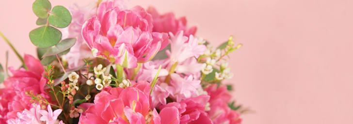 Sag es mit einem Strauß Blumen von Fleurop