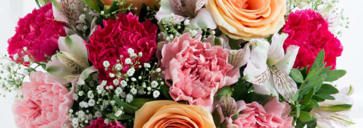 +25% Free on Selected Bouquet Purchases at Flying Flowers
