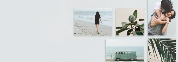 Zum Newsletter anmelden und 5€ Gutschein holen bei Fotokasten
