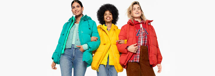 Up to 50% Discount on Full Price Orders at GAP