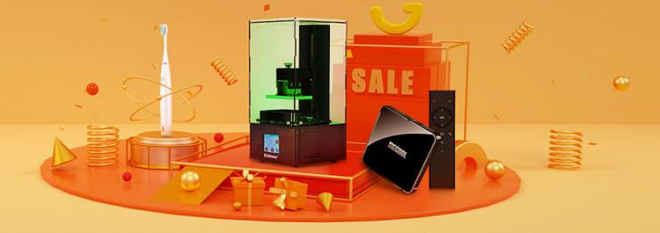 60% Rabatt auf ausgewählte Produkte bei GearBest