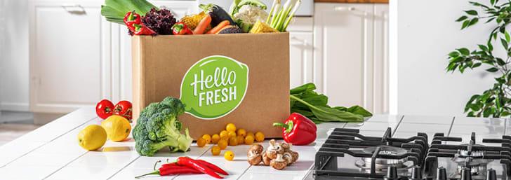 €40 Korting op je eerste 3 Maaltijdboxen bij HelloFresh!