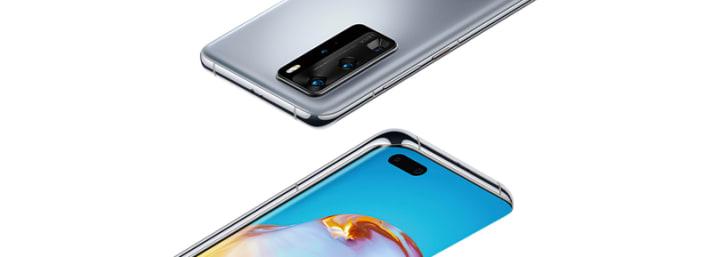 -40% dto. en móviles seleccionados de Huawei