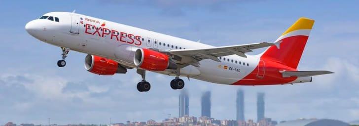 ¡Club Onboard de Iberia Express GRATIS!
