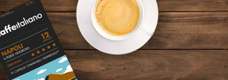 Coupon Il Caffè Italiano: 100 Capsule Compatibili Bailetti A Soli 20€!