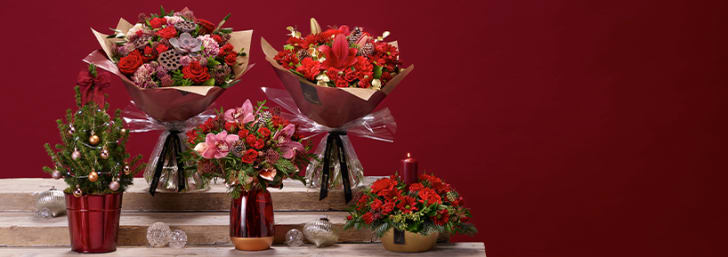 Get €5 Off Orders Over €45 at Interflora
