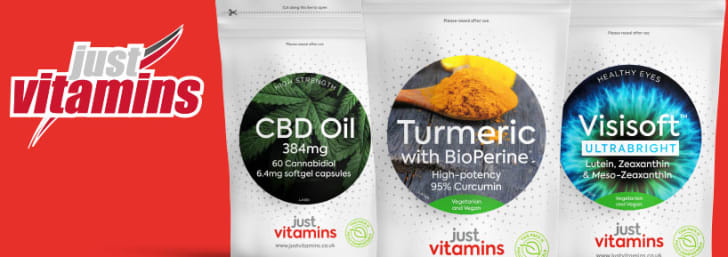 Free Shipping on Orders at Just vitamins