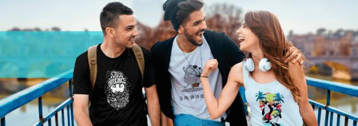 ¡PERSONALIZA tus camisetas con La Tostadora!