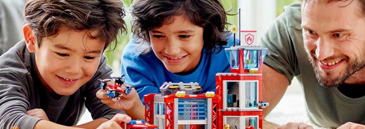 Tot 70% Korting in de Sale bij LEGO!