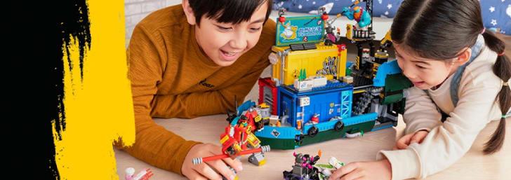 Ensemble exclusif Patinoire GRATUIT pour tout achat de plus de 150€ chez Lego