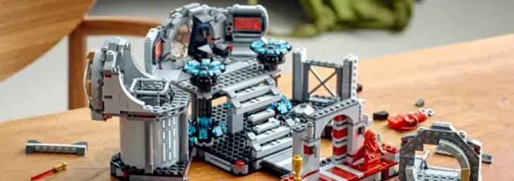 Enjoy 30% Off Selected LEGO Sets at LEGO