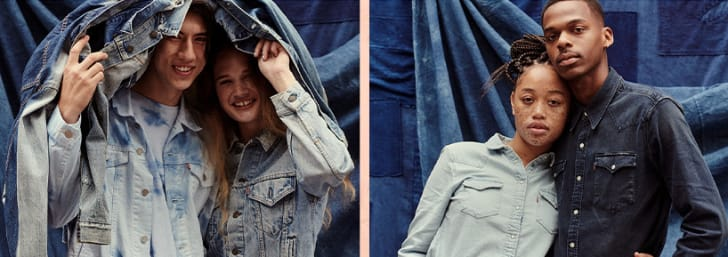 10% Discount Plus Free Shipping With Newsletter Sign-ups at Levi's