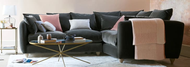 Save up to 50% on Sofas in the Clearance at Loaf.com
