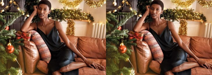 Women's Christmas Party Styles are Available at Marks & Spencer!