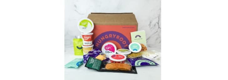 30% Off Your First Order | Hungry Root