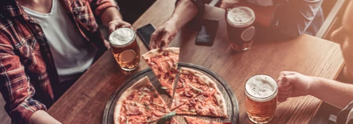 Enjoy a Pizza Party for €29.95 Per Person at Milano