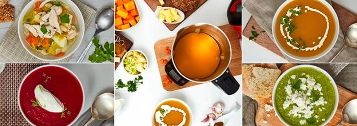 Save 20% on Soup Maker Orders at Morphy Richards