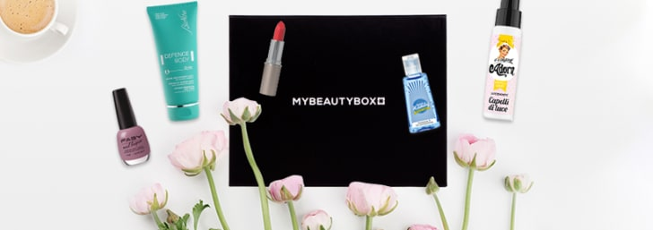 Offerta MyBeautyBox Fino Al 65% Di Sconto Sui Prodotti In Evidenza!