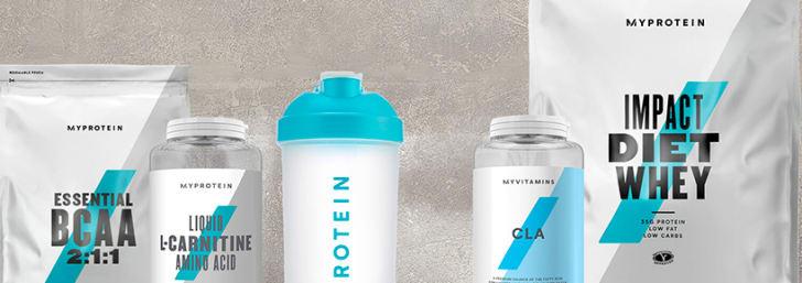 Profiteer van 20% extra korting op Sale items bij MyProtein!