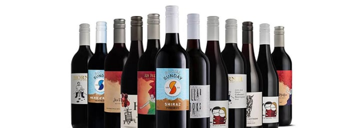 Get £75 Off a Case of Wine at Naked Wines