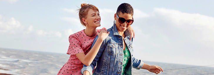 25% Discount on New Normal Looks at New Look