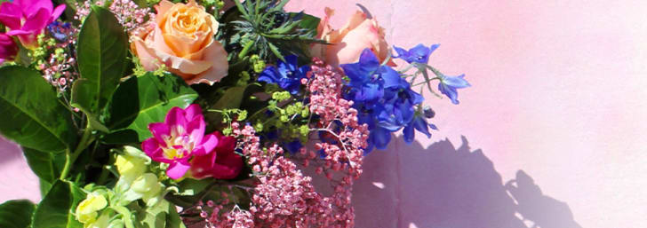 Free Delivery on Selected Bouquets at Next Flowers