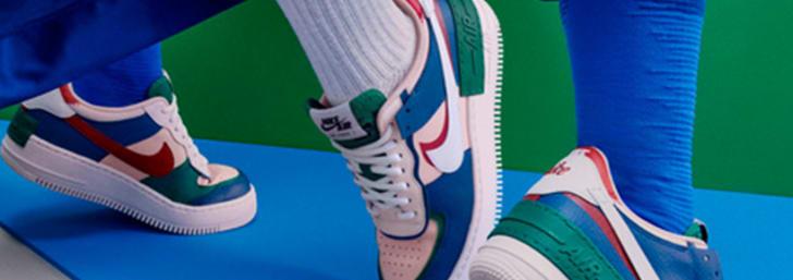 Ontvang 20% Korting bij aankoop vanaf 3 items bij Nike!