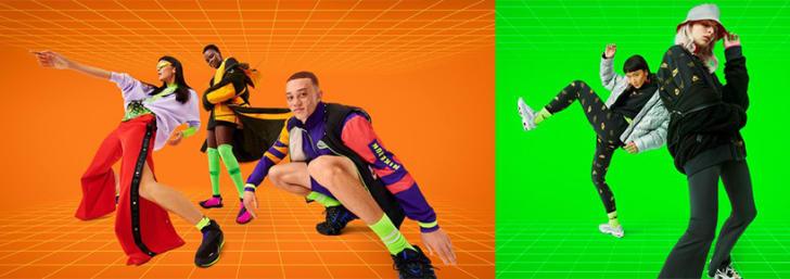 Wyprzedaż do -50% na Nike