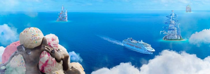 Only $1 Deposit and up to $450 Onboard Credit in the Oh Buoy Sale at P&O Cruises