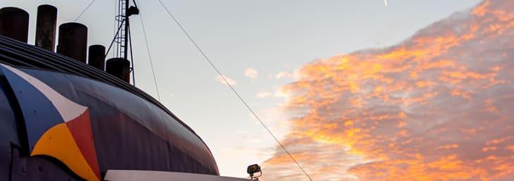 15% Vroegboekkorting op overtochten naar Hull vanuit Zeebrugge of Rotterdam met P&O Ferries!