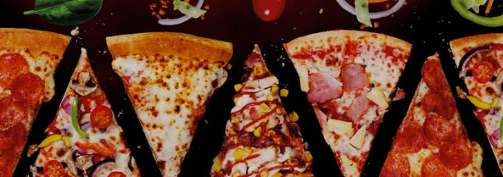 Order 2 Pizzas and Get the Cheapest One for Half Price at Pizza Hut