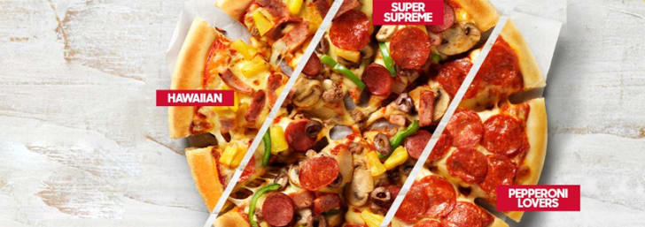 30 Off Pizza Hut Coupons November 2020