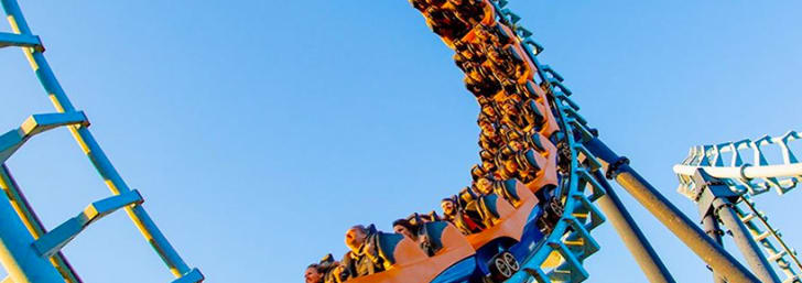 Book Online to Save Up to £6 Off Tickets at Pleasurewood Hills
