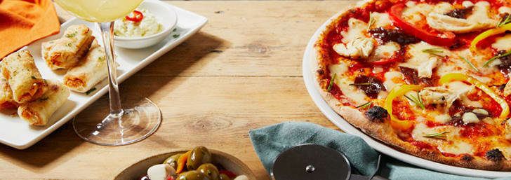 Find Your 2nd Main Course for Only £1 at Prezzo