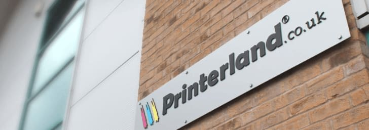 Save 10% on Ink and Toner Cartridges at Printerland