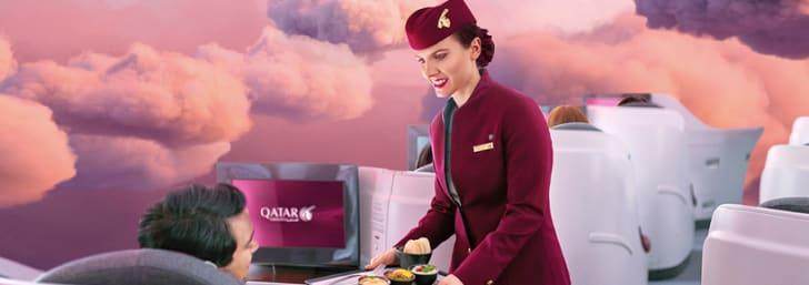 Guadagna 2.000 Qmiles Bonus se prenoti online con questa promo Qatar Airways