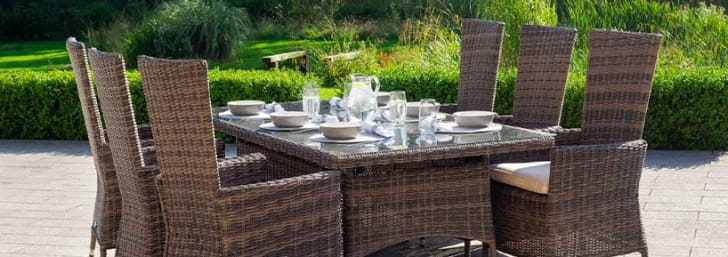 Save up to 50% in the Black Friday Sale at Rattan Direct