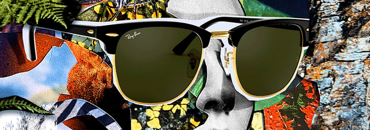 50% Discount on Selected Styles Plus Free Delivery at Ray-Ban Sunglasses