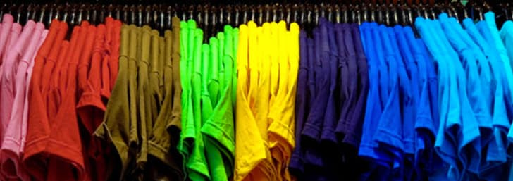 Ab 6 Artikeln kräftig sparen - bis zu 30% Mengenrabatt bei Shirtlabor