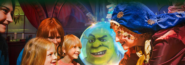 Enjoy up to 50% Off with Multi-Attraction Bookings at Shrek's Adventure