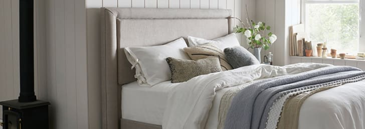 Shop King Size Mattresses from £199 at Silentnight